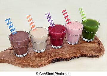 Health Food Supplement Drinks