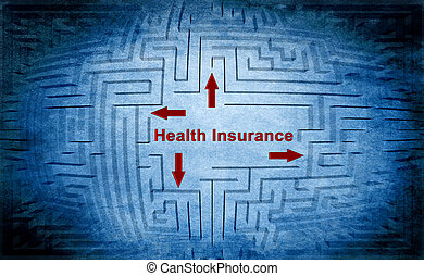 Health insurance maze