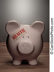 Health insurance medical expenses concept