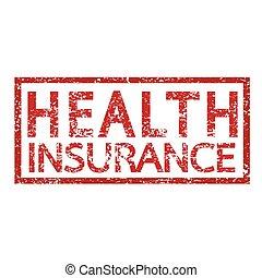 Health Insurance Word