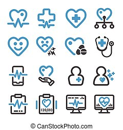 health line icon