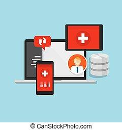 health medical record information system hospital - health...