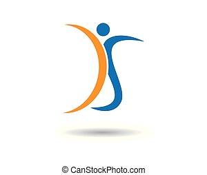 Health vector icon illustration