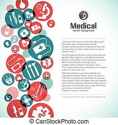 Healthcare Background Illustration
