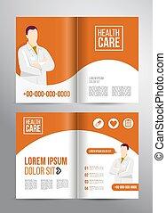 healthcare brochure