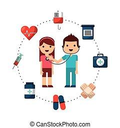 healthcare concept design