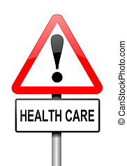 Healthcare concept.
