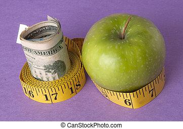 healthcare, cout, ou, mesurer, education