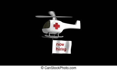 healthcare, hiring.