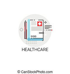Healthcare Hospital Doctors Clinic Medical Treatment Icon