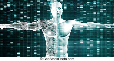 Healthcare Industry and Science as a Abstract