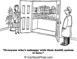 "Healthcare Legislation - ""The healthcare legislation has..."