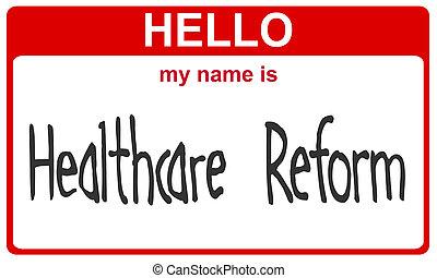 healthcare, nom, reform