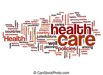 healthcare policy plan disease health concept background