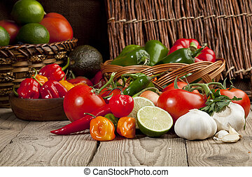 healthy and fresh mexican vegetables - Healthy and fresh ...