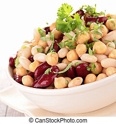 healthy beans salad