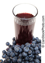 Healthy Blueberry Juice