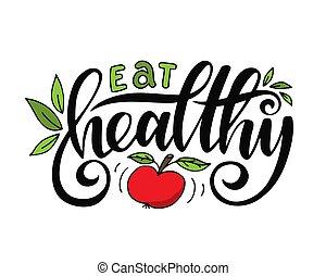 healthy., comer