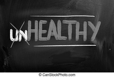 Healthy Concept