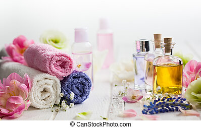 Healthy cosmetic care.