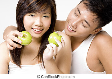 Healthy Couple 4