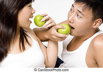 Healthy Couple 8