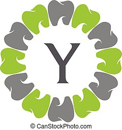 Healthy Dental Care Letter Y