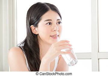 healthy diet with drinking water is solution to our health problems