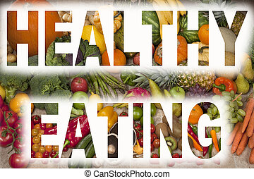 Healthy Eating - Fruit and Vegetables