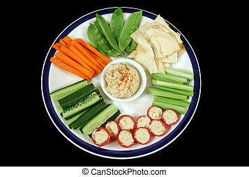 Healthy Enteraining Platter 1