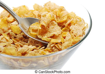 Healthy fiber cereal