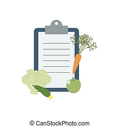 Healthy food and Diet planning