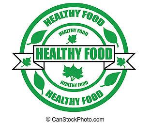 Healthy food-label