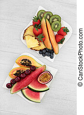 Healthy Fruit for Vitality and Energy