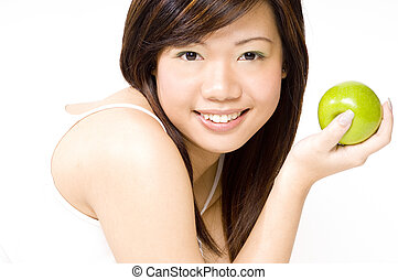 Healthy Girl 6