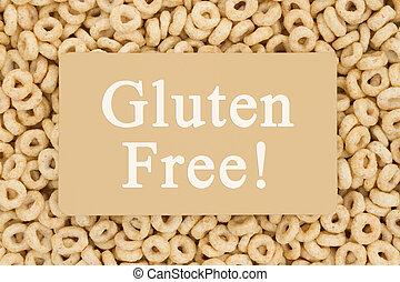Healthy gluten free cereal
