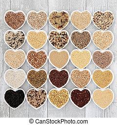 Healthy Grain Food