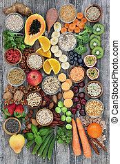Healthy High Fiber Super Food - Healthy high fibre super...
