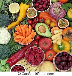 Healthy High Fibre Super Food
