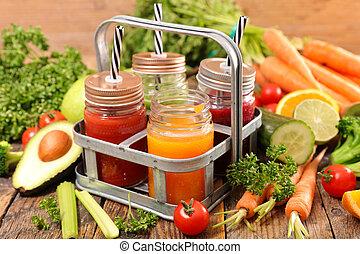 healthy juice, detox juice
