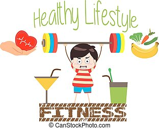 Healthy Lifestyle and Fitnes