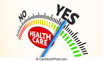 Healthy lifestyle abstract 3D indicator motion. World health day concept.
