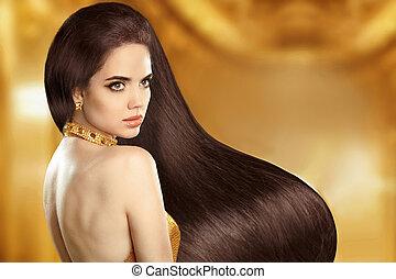 Beauty Model portrait