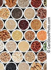Healthy Macrobiotic Super Food