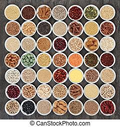 Healthy Macrobiotic Superfood - Macrobiotic health food...