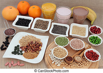 Healthy Nutrition for Body Builders