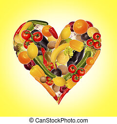 healthy nutrition is essential for a long life