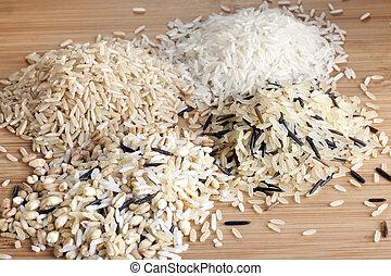 Healthy Rice Varieties
