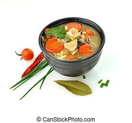 Healthy Soup Bowl