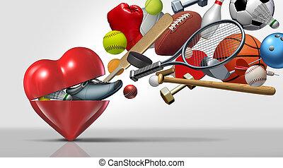 Healthy Sports Heart